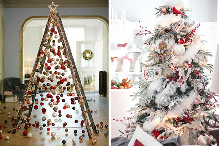 интерьер на рождество 2 фото