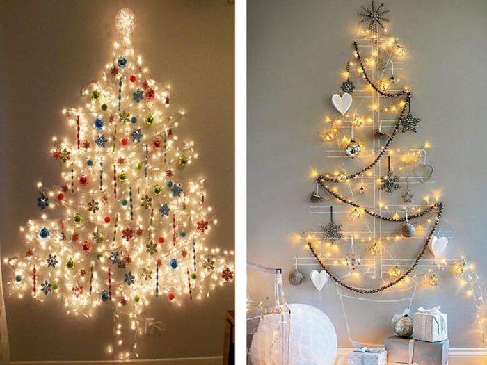 интерьер на рождество 1 фото