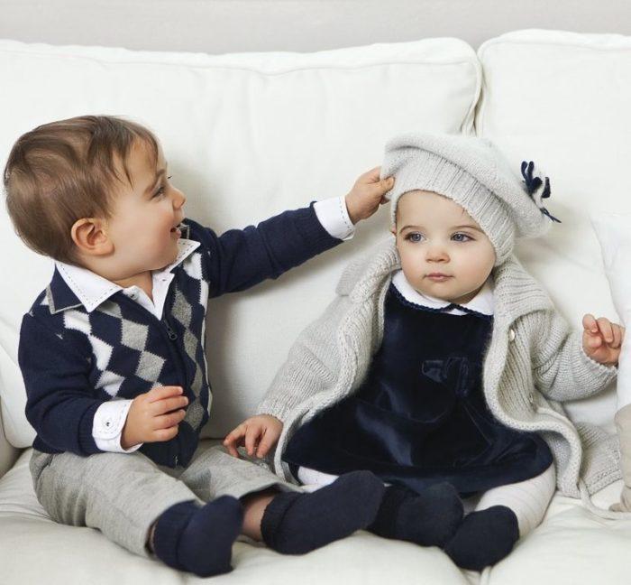 мода для малышей от года фото
