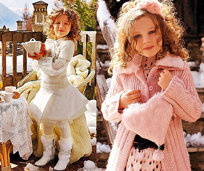 модные расцветки для детей фото