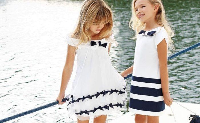 модные расцветки для детей 2 фото