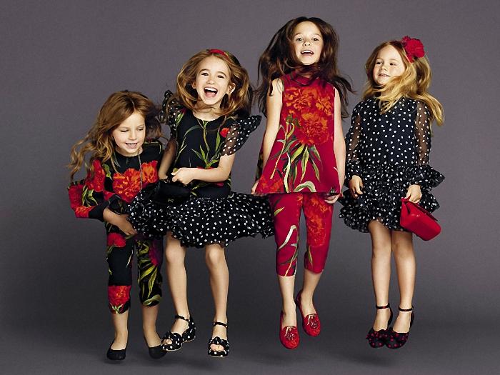 детская мода 2018 фото