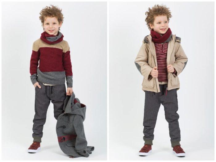 мода для мальчиков 2018