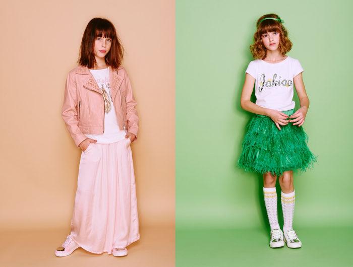 мода для девочек 8-12 лет