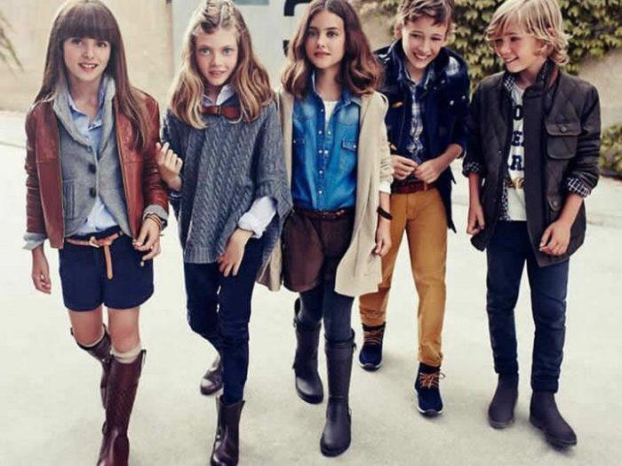 мода для девочек 12-16 лет
