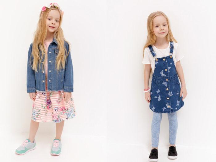 мода для девочек 5-6 лет