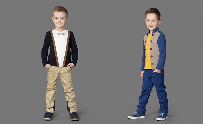 одежда для мальчиков с пяти лет